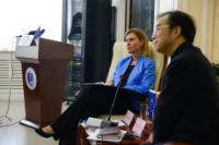 Visit of Federica Mogherini, Vice-President of the EC, to China