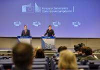 Press conference by Margrethe Vestager, Member of the EC, on alleging Google's comparison shopping and advertising-related practices breach EU rules