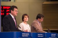 Press conference by Maroš Šefčovič, Vice-President of the EC, and Marianne Thyssen, Member of the EC, on posting of workers
