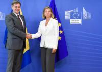 Visite de Denis Zvizdić, président du Conseil des ministres de Bosnie-Herzégovine, à la CE