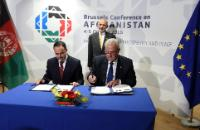 Conférence de Bruxelles sur l'Afghanistan, 04-05/10/2016 (1er jour)