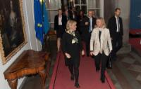 Visit of Federica Mogherini, Vice-President of the EC, to Sweden