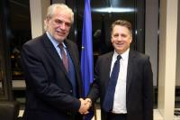 Visit of Justin Forsyth, Deputy Executive Director of the Unicef, to the EC