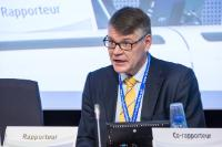 Participation de Frans Timmermans et Jyrki Katainen, vice-présidents de la CE, à la session plénière du CESE