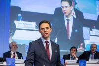 Participation of Frans Timmermans and Jyrki Katainen, Vice-Presidents of the EC, in the EESC plenary session