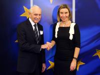 Visit of William Lacy Swing, Director General of the International Organization for Migration, to the EC