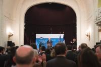 Speech by Pierre Moscovici, Member of the EC, presenting his wishes for the year 2017, in Paris