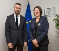 Visit of Aleksandar Andrija Pejović, Montenegrin Secretary of State for European Integration, Chief Negotiator for Negotiations on Accession of Montenegro to the EU, and National Coordinator for Instrument for Pre-Accession Assistance, to the EC
