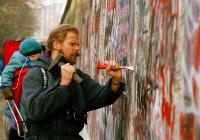The fall of the Berlin Wall, Germany