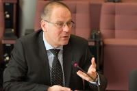 Visit of representatives of the Moscow Pedagogical State University, to the EC