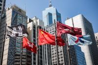 Capital Markets, Hong Kong Financial Centre and Stock Exchange, China