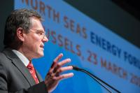 North Seas Energy Forum with the participation of Maroš Šefčovič, Vice-President of the EC in charge of Energy Union