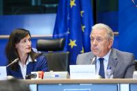 Participation of Dimitris Avramopoulos, Member of the EC, in the High Level Conference 'Strengthening Europe's external borders'