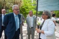 Visit by Neven Mimica, Member of the EC, to Haiti