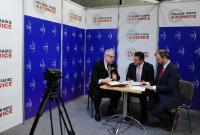 Visite de Maroš Šefčovič, vice-président de la CE, en Pologne