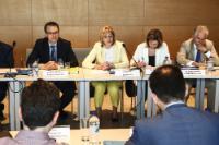 Visit by Corina Creţu, Member of the EC, to Greece