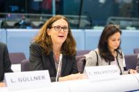 Participation of Cecilia Malmström, Member of the EC, in the Civil Society Dialogue