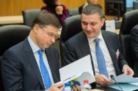 Visit of the Bulgarian Government ahead its upcoming Presidency of the Council of the European Union,  to the EC