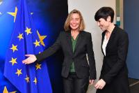 Visit of Ine Eriksen Søreide, Norwegian Minister for Foreign Affairs, to the EC