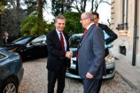 Visit by Günther Oettinger and Tibor Navracsics, Members of the EC, to Italy
