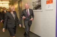 Visit of Hans G. Klemm, United States Ambassador to Romania, to the EC