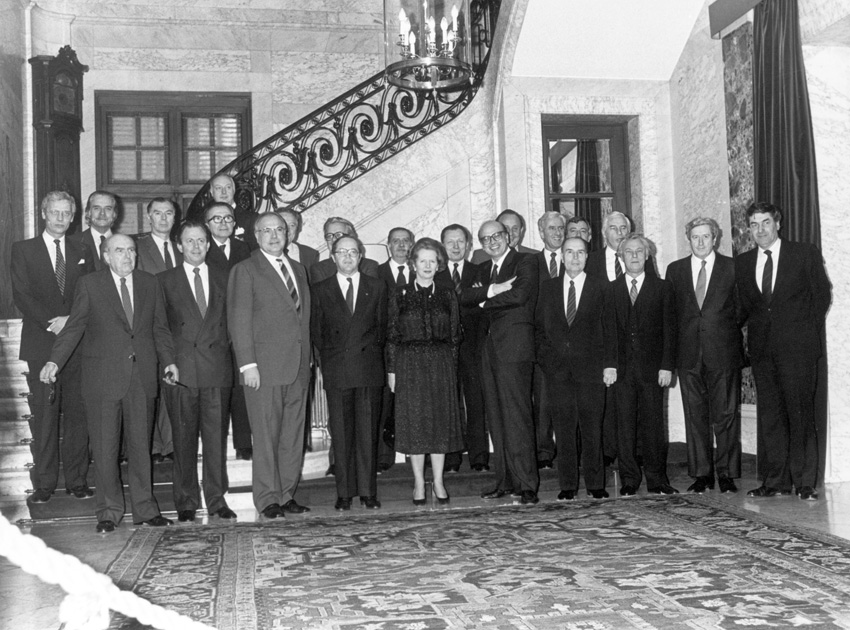 Brussels European Council, 29-30/03/1985