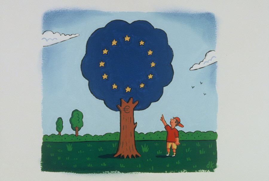 EURO 2 - the euro explained to children