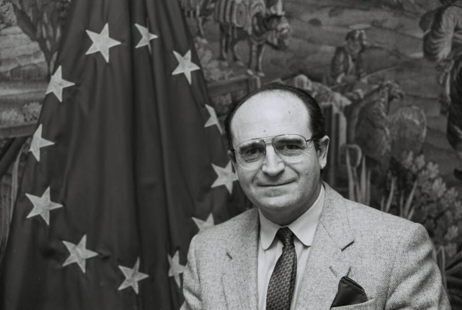 Abel Matutes, Member of the CEC