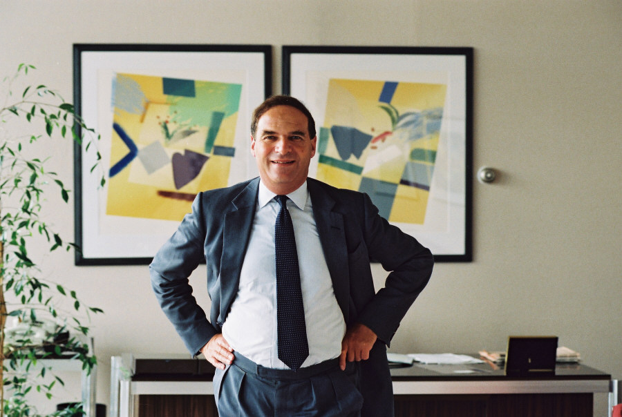 Sir Leon Brittan, Vice-President of the CEC