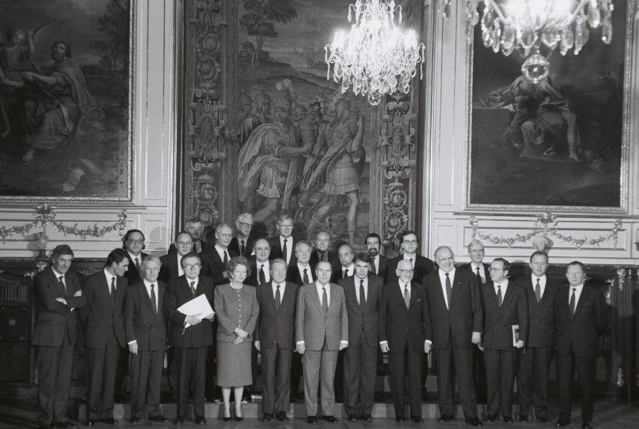 Strasbourg European Council, 08-09/12/1989