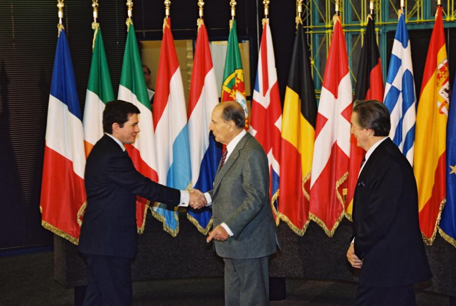 Strasbourg European Council, 08-09/12/1989