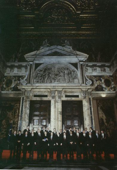 Rome European Council, 14-15/12/1990