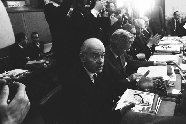 26th meeting of the Foreign Affairs Council, 09/03/1968