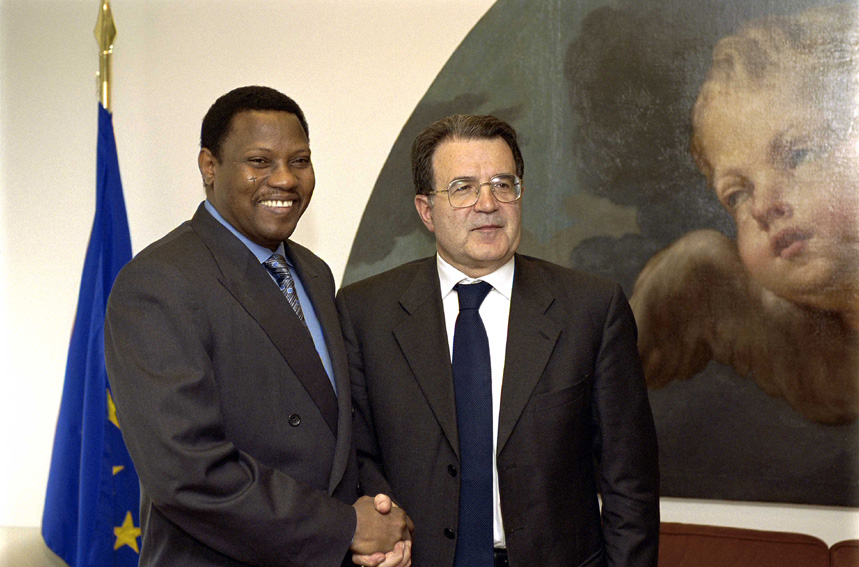 Visit of Hama Amadou, Nigerian Prime Minister, to the European Commission