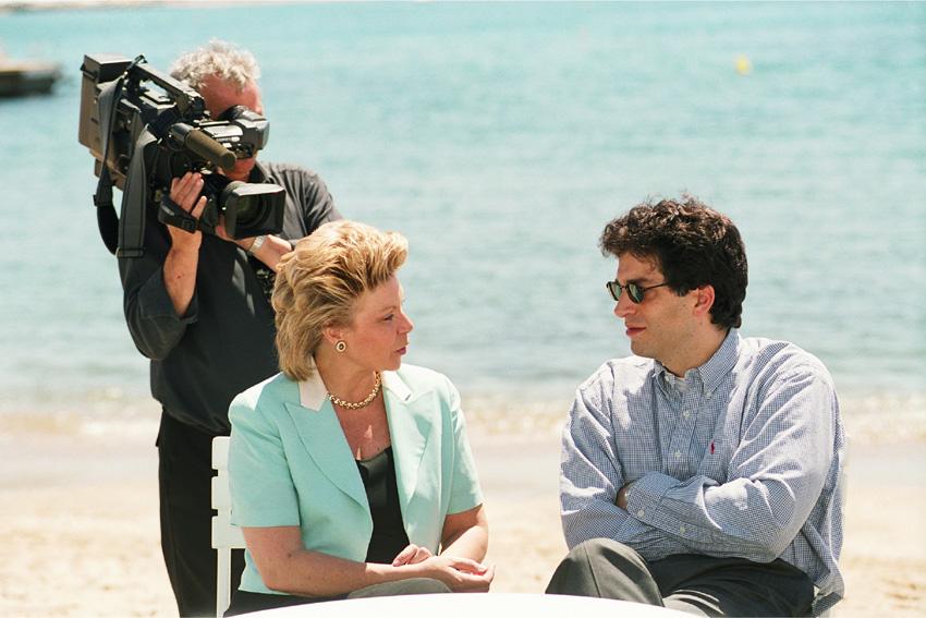 MEDIA Prize Award 2002
