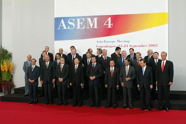 4th Asia/Europe Summit, 22-24/09/2002