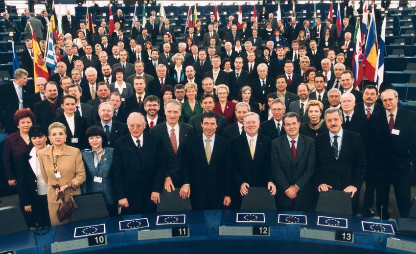 Session plénière du PE sur l'élargissement