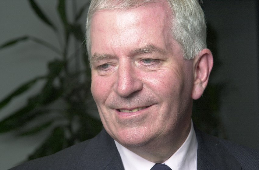 Visit of Charlie McCreevy, Irish Minister for Finance, to the EC