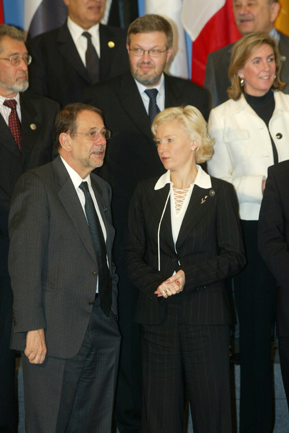 6th Euro-Med Ministerial Conference, 03/12/2003