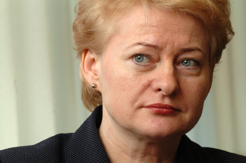 Visit of Dalia Grybauskaitė, Lithuanian Minister for Finance, to the EC