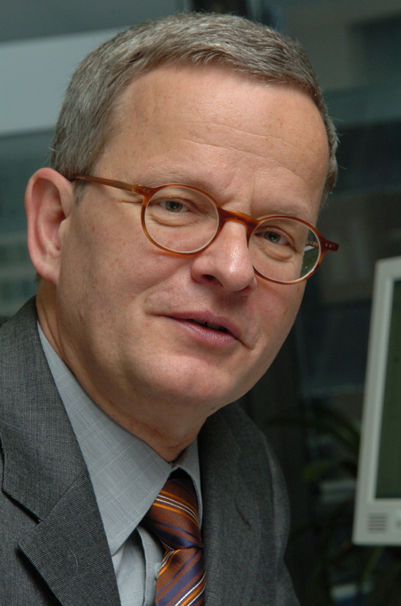Walter Deffaa, Director-General at the EC