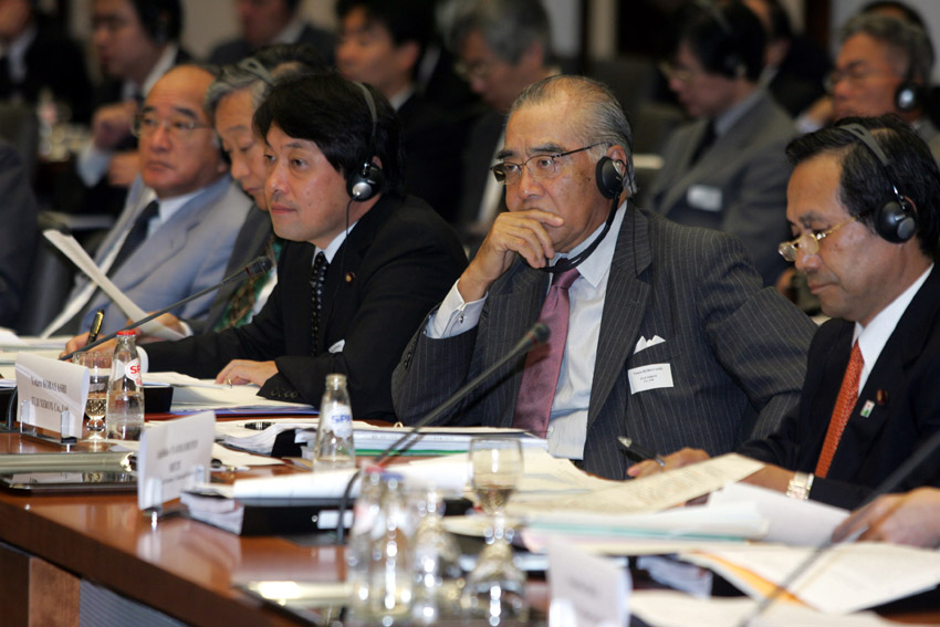 Réunion annuelle de la Table ronde de dialogue d'affaires UE/Japon