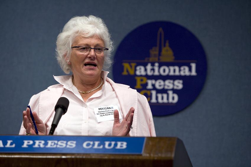 Mariann Fischer Boel, Member of the EC