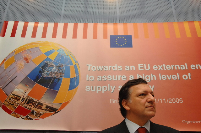 Conference towards an EU External Energy Policy to Assure a High Level of Supply Security