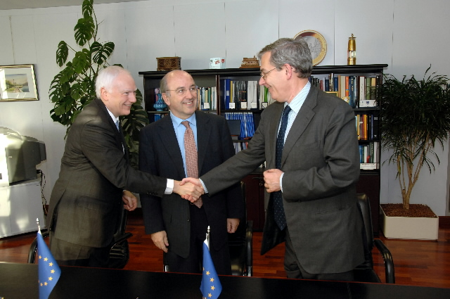 Signature by the European Commission, the European Investment Bank (EIB) and the European Bank for Reconstruction and Development (EBRD) of a Memorandum of Understanding
