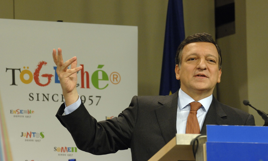 Press conference by José Manuel Barroso, President of the EC, on the European Council