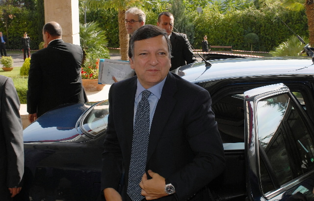Participation of José Manuel Barroso, President of the EC, in the annual conference of the European Ideas Network