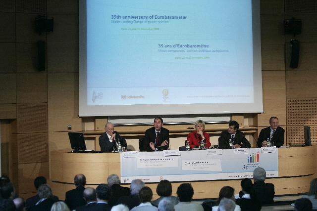 35th anniversary of Eurobarometer
