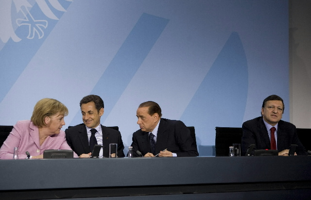 G20 preparatory meeting in Berlin
