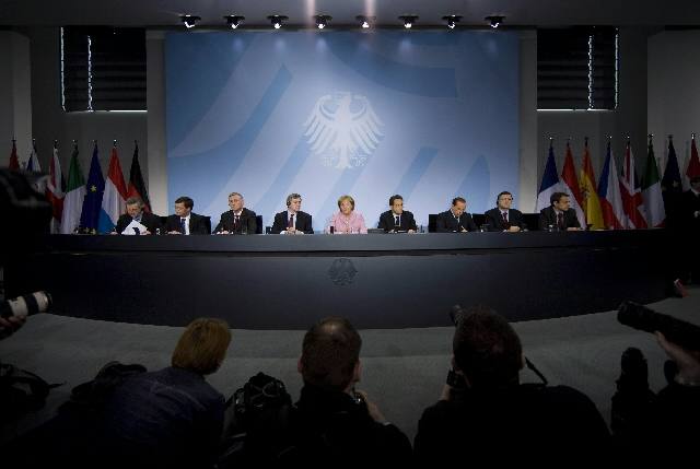 G20 preparatory meeting in Berlin